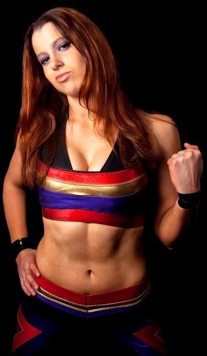 Nicole Matthews - Women's Pro Wrestling