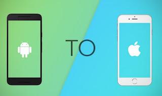 Passare da Android a iOS