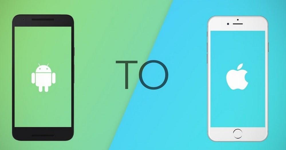 Passare Da Android A Iphone E Trasferire Tutti I Dati Navigaweb Net