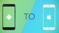 Passare da Android a iPhone e trasferire tutti i dati