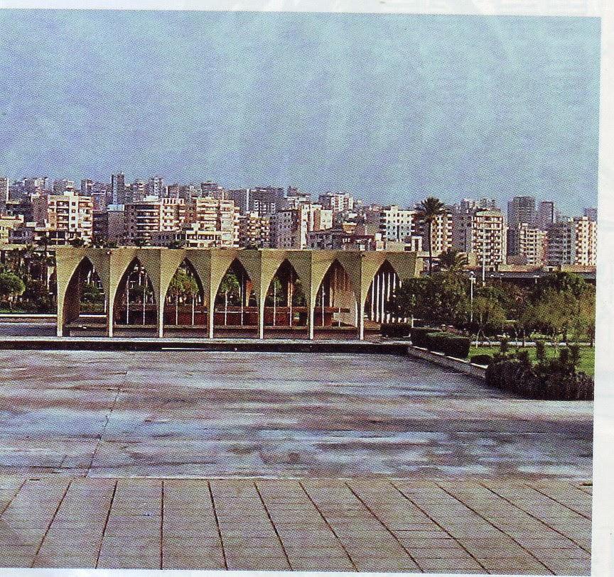 lebanonroad: Touristic Sites