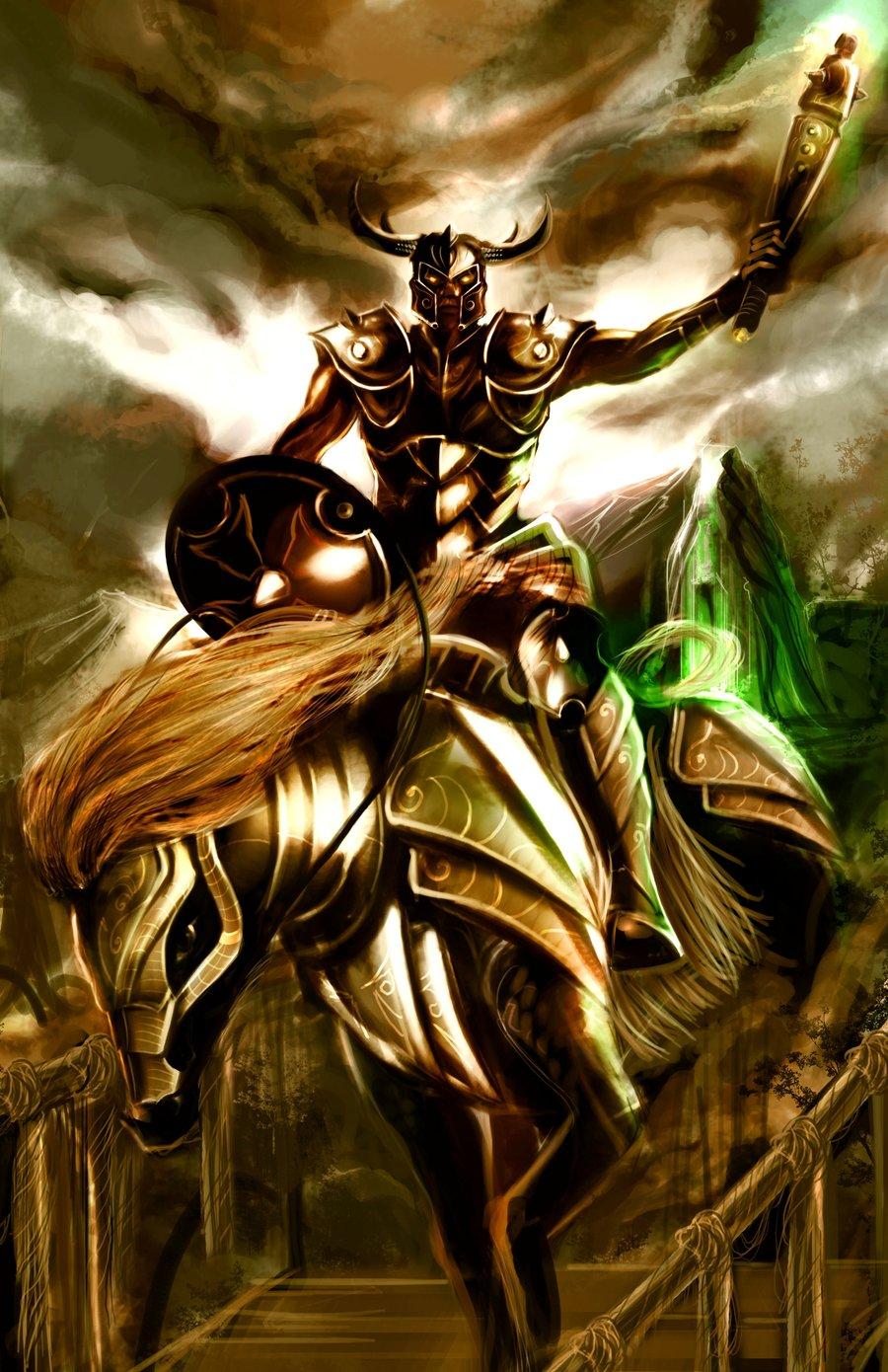 Dota Tutorial Nessaj Chaos Knight Guide