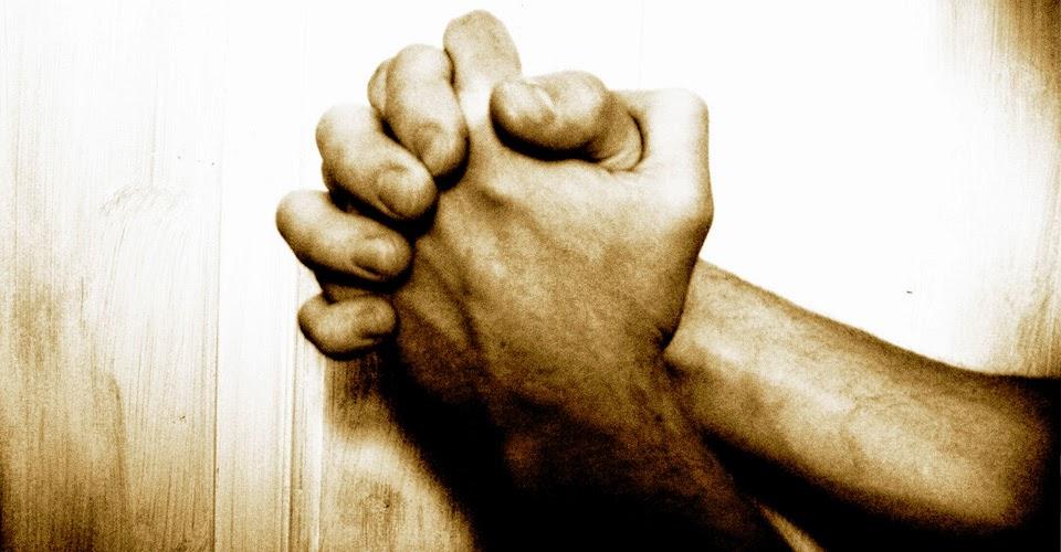 bønn i kristendommen