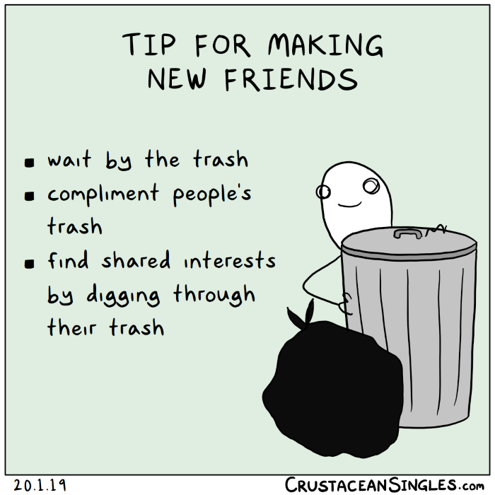 places to find friends