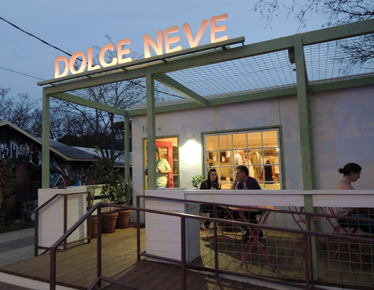 Dolce Neve - Fresh Snow on South First
