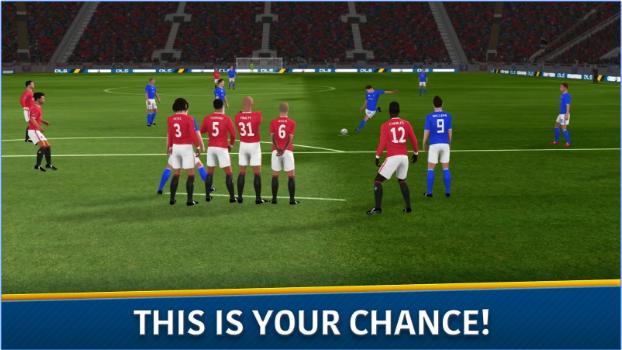حصريا تحميل لعبة Dream league soccer 2018 المنافسة للعبة PES 2018 مجانا