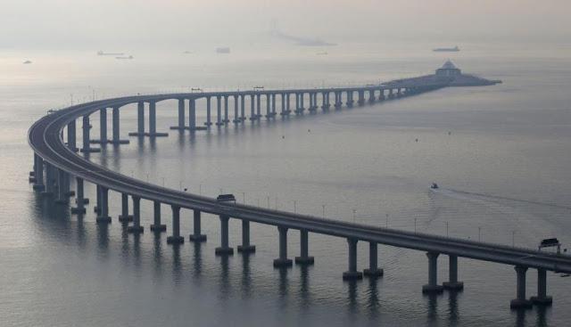 Puente Hong Kong ZhuhaiMacao