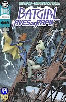 DC Renascimento: Batgirl e as Aves de Rapina #18
