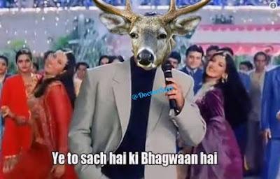 Salman Khan Black buck case pe bane funny memes