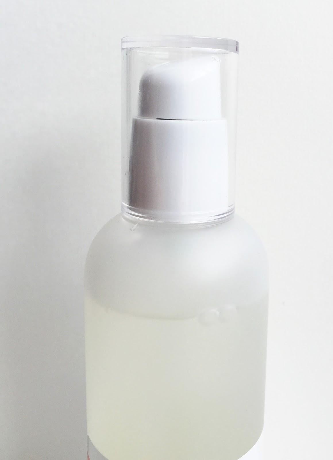 Ml Glass Pump Bottles