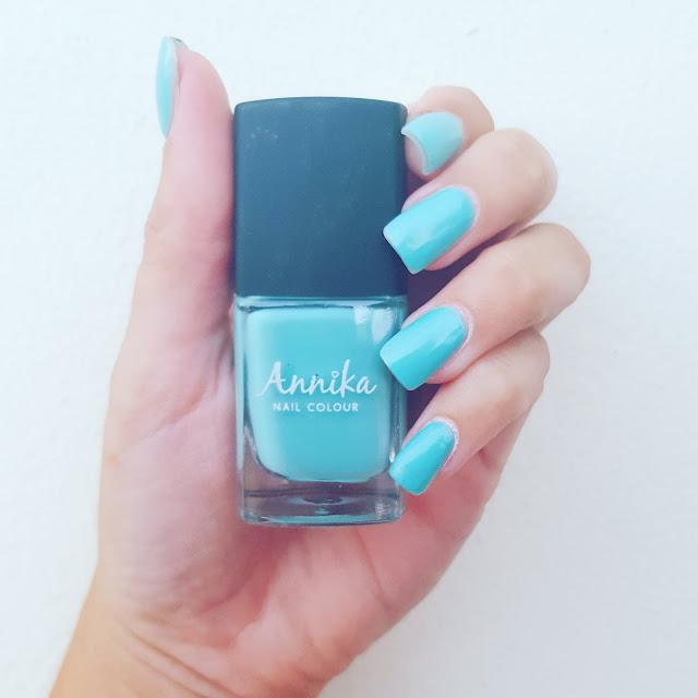Annika Nail Varnish by Edge Nails