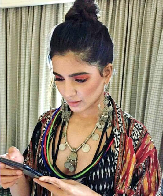 Samantha Ruth Prabhu JFW 2017 Photoshoot