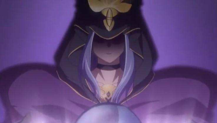 Fate/Stay Night Dublado: Episódio 17 – A Marca da Bruxa