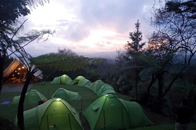 Tanakita Rain Forest Festival, Hari ke-1 dan 2