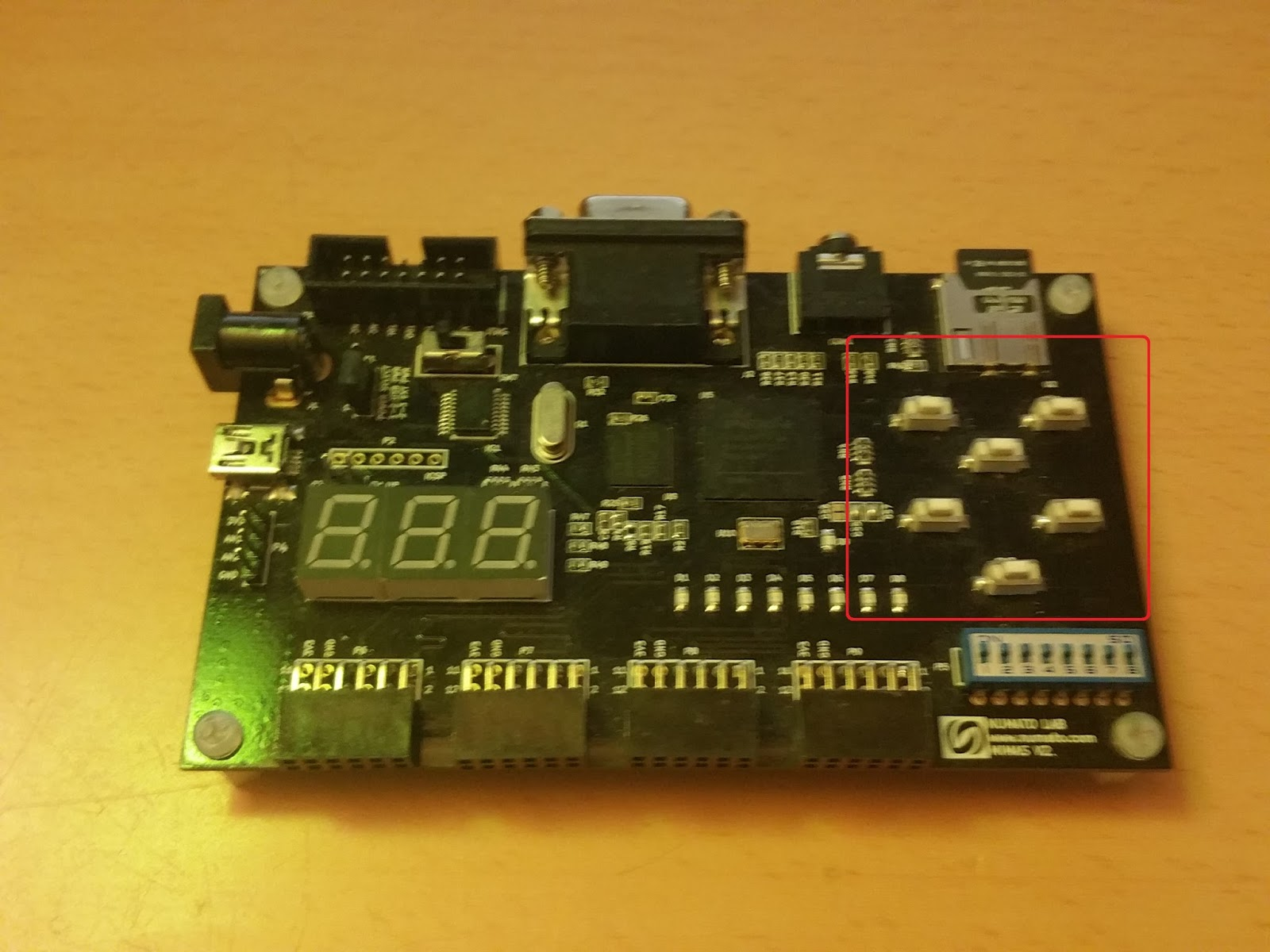The Answer Is 42 2016 Online Circuit Simulator Analog Digital Mcu Vhdl And Rf Circuits Mimas V2 Momentary Switches