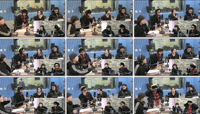 190101 WINNER ON SBS POWER FM TIME RADIO with CHOI HWAJUNG