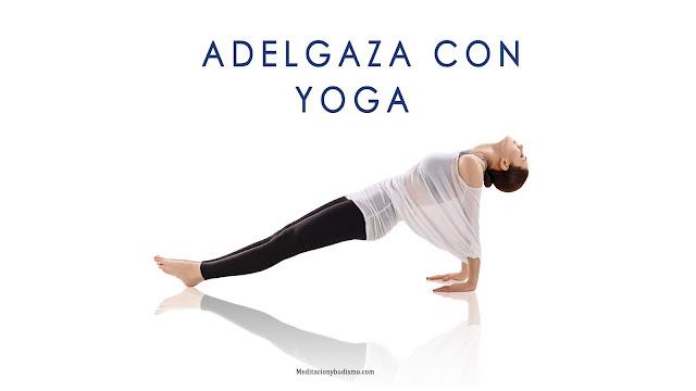 Yoga para adelgazar en - 15 miutos