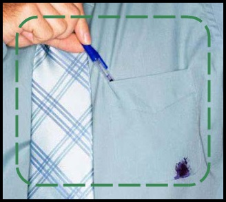tips cara hilangkan noda tinta printer di tangan baju kertas