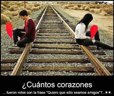 Imagenes De Corazones Rotos Por Amor