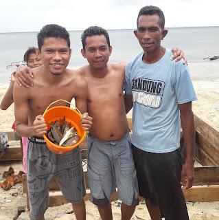 Mangente Bubu : Bekerja Sekaligus Wisata