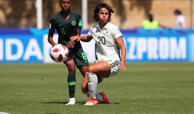 FIFA U-20 Women World Cup: Germany beats Nigeria 1 – 0