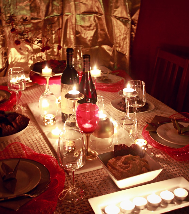 Other Images Like This! this is the related images of Romantic Night Ideas  At Home For Her