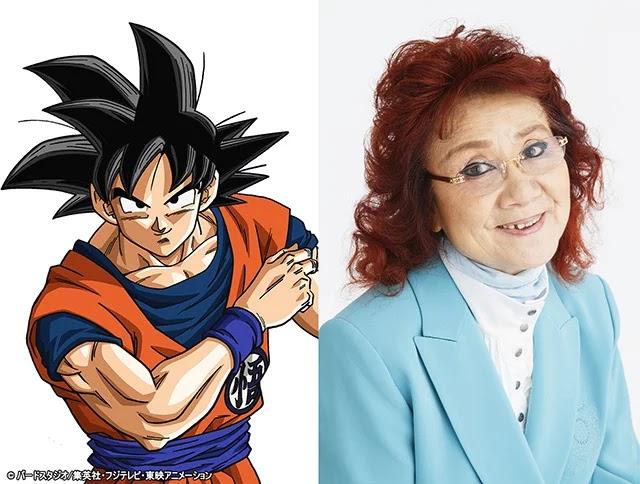 "Goku And Sons Voice Actress Masako Nozawa Happy About ""Dragon Ball Super"" Reaching 100th Episode"
