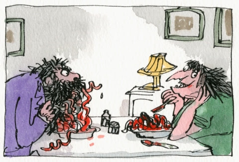 , Quentin Blake:  Inside Stories at National Museum Cardiff