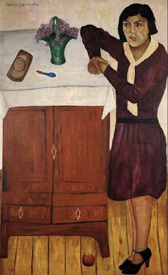 Portrait of Belem (1928), Maria Izquierdo