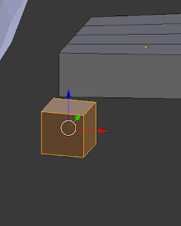 Adding a cube.