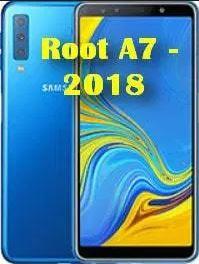 Cara Root Samsung Galaxy A7 (2018)