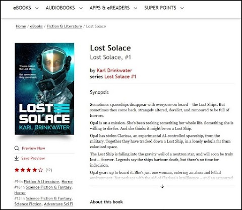Canadians Love Lost Solace