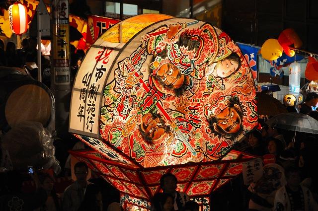 Kitamoto Matsuri, Nebuta & Dashi Parade, Kitamoto City, Saitama Pref.