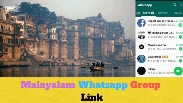 123+ Best Malayalam Whatsapp Group Link List Collection
