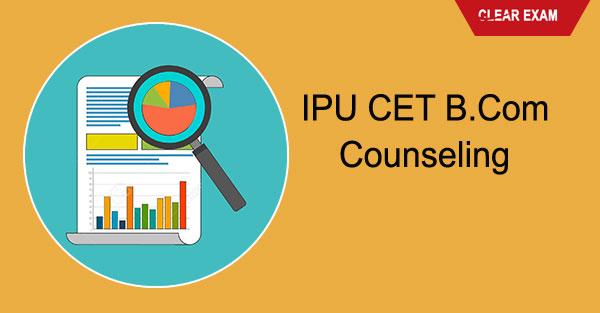 GGSIPU CET B.Com counseling