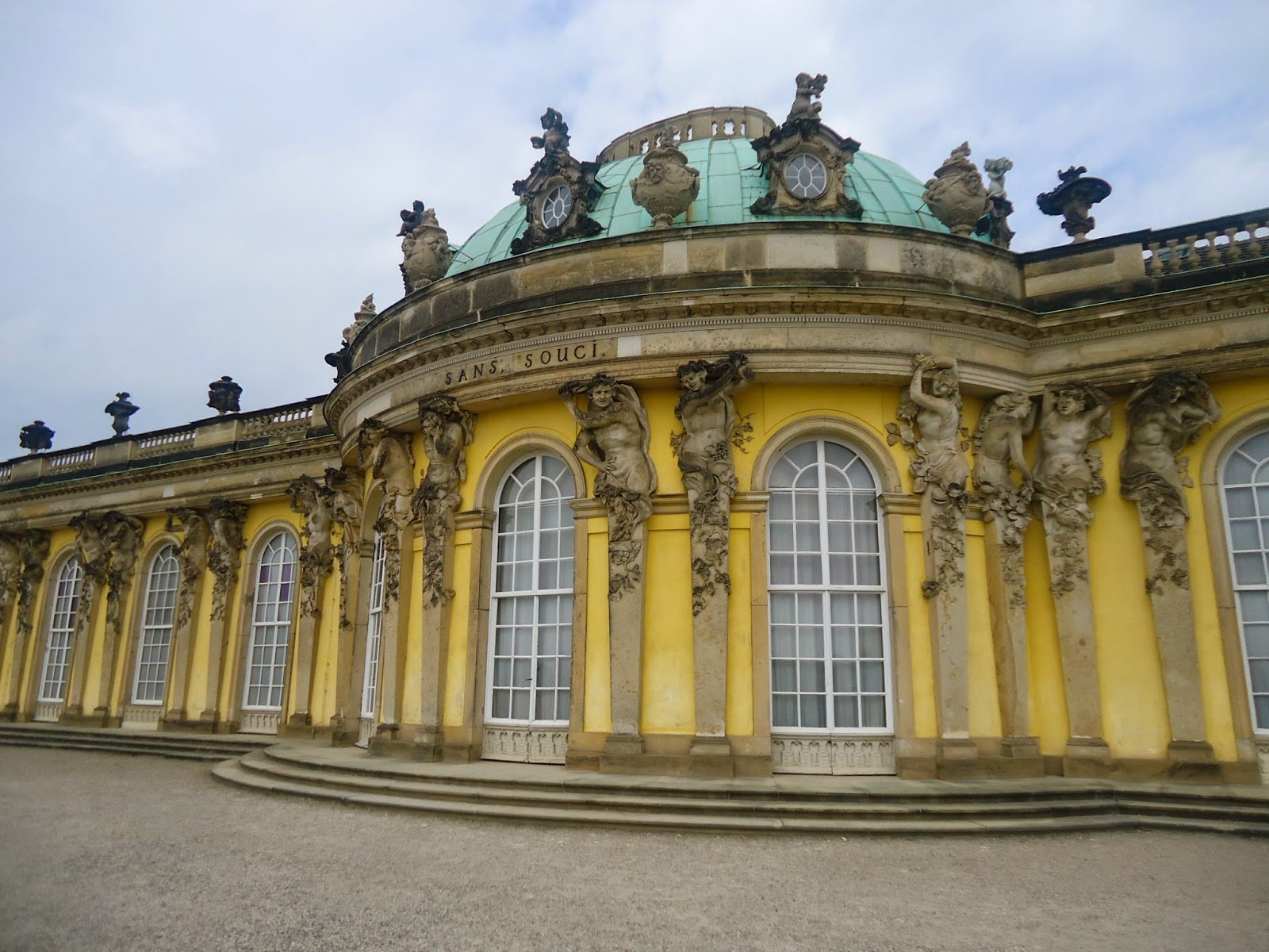 Potsdam Germany Sanssouci