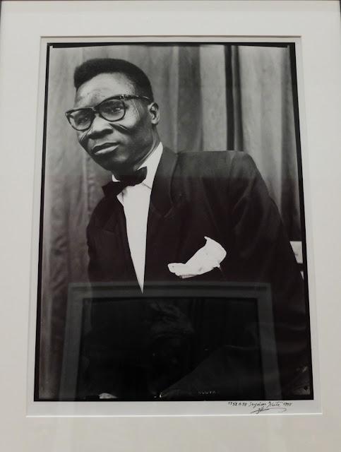 seydou keita photographe bamako mali noir et blanc portrait expo grand palais Paris
