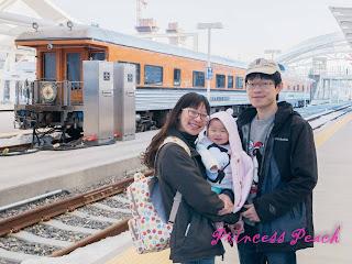 加州微風號火車之旅