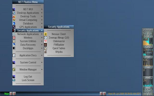 أفضل أنظمة تشغيل يستخدمها الهاكرز