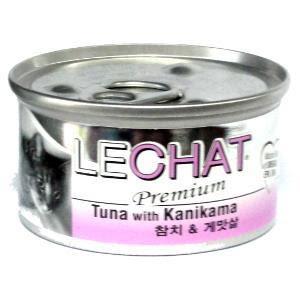 Pate Lechat cá ngừ Kanikama