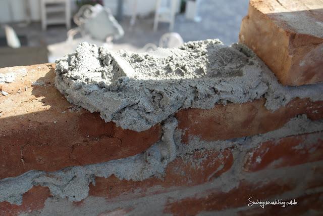 Der richtige Mörtel für alte Ziegelsteine