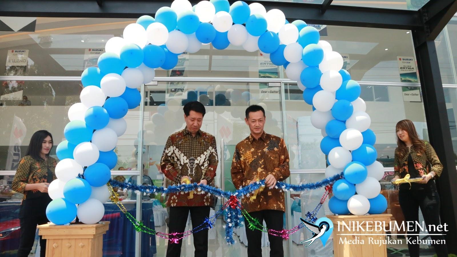 Perkuat Layanan di Jateng, Suzuki Resmikan Outlet 3S di Pati