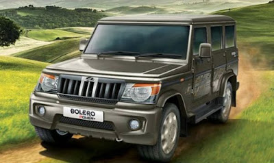 Mahindra Bolero Power Plus SUV launching