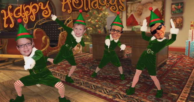 Create a free elf yourself holiday video justaddcoffee - Office max elf yourself free download ...
