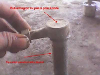Cara Servis / Memperbaiki Tie Rod dan Ball Joint