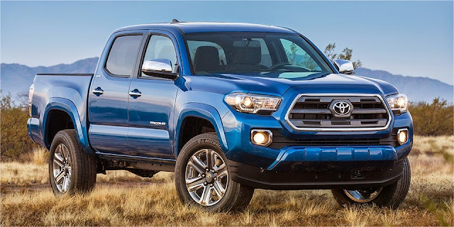 All-new 2016 Toyota Tacoma Engine Specs | Interior and Features - 2017 Top Car Zone
