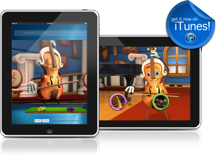 Mommy Maestra: Classical Music App for Kids: Mozart Interactive