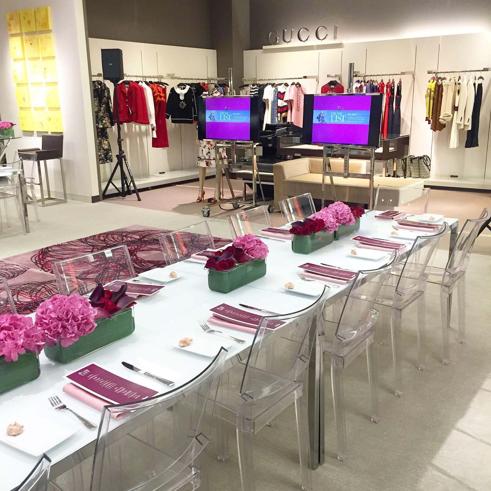 Neiman Marcus Fashion Valley Bloggers Brunch, Neiman Marcus Fashion Valley, chic brunch decor, bloggers brunch decor, fall 2016 san diego fashion