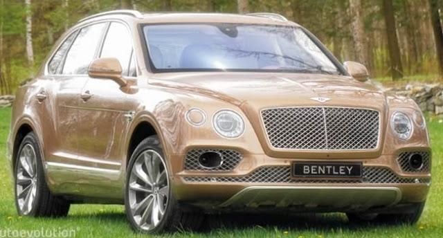 2017 Bentley Bentayga W12 Specs