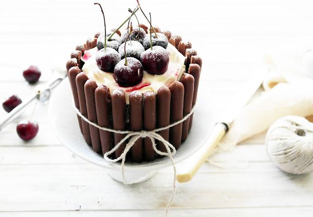 Black Forest Cake Recipe images